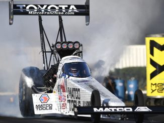 Antron Brown - action