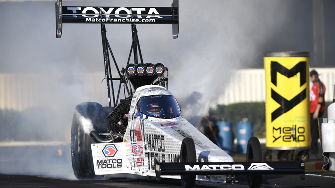 Antron Brown Motivated for Lucas Oil NHRA Winternationals 8d11558d62f2