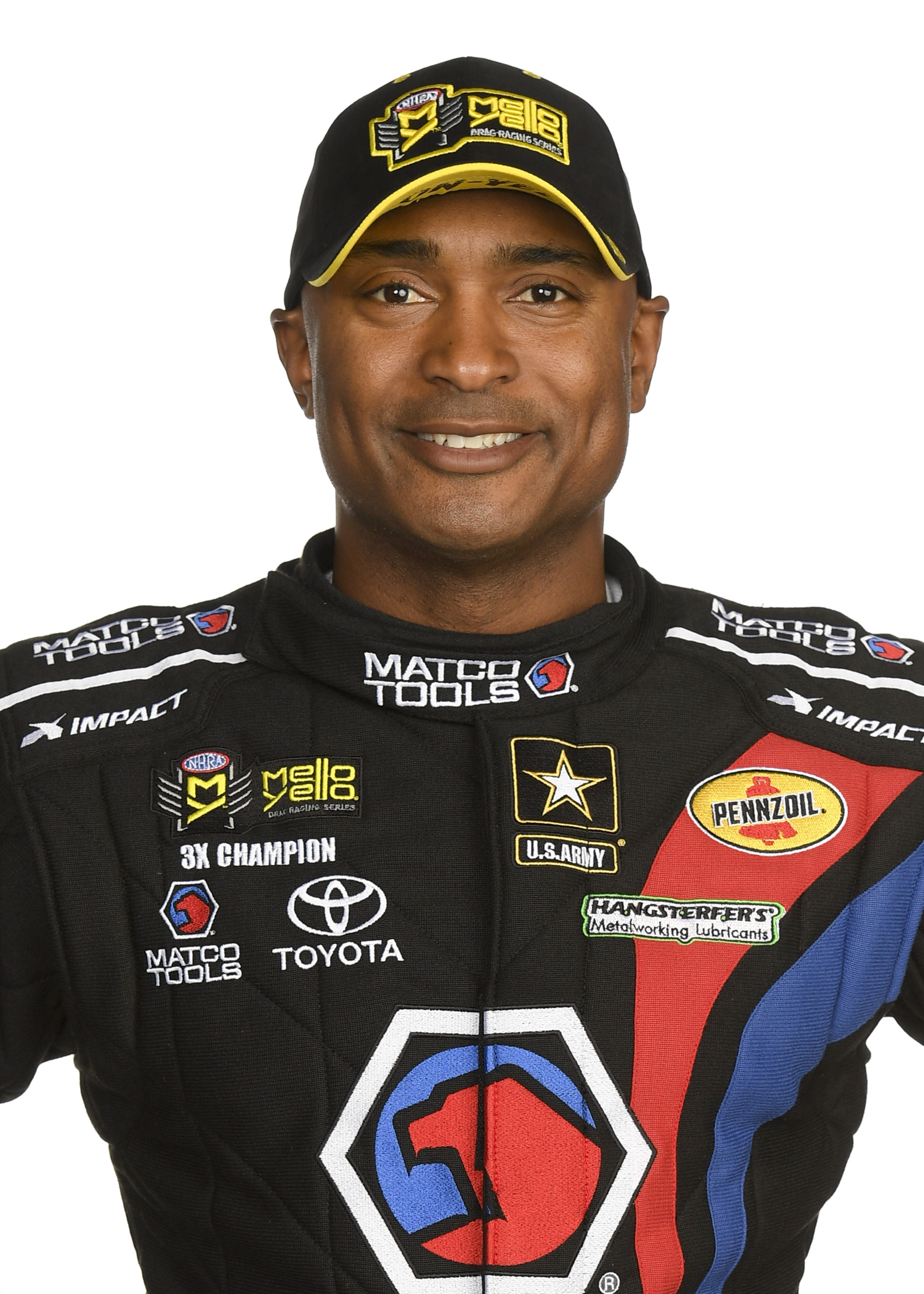 NHRA Toyota Nationals - Antron Brown
