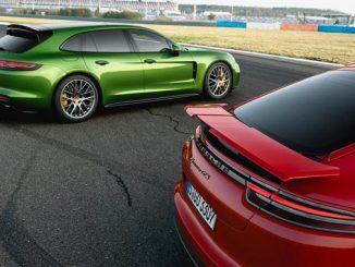 Panamera GTS and Panamera GTS Sport Turismo
