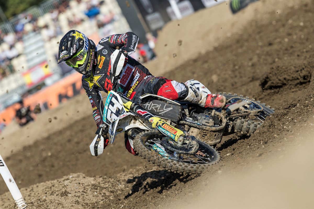 Thomas Covington – Rockstar Energy Husqvarna Factory Racing - MXGP of Italy
