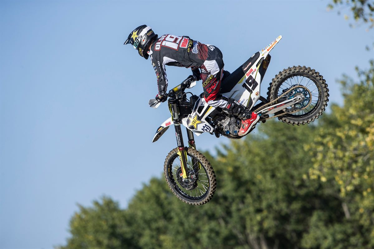 Thomas Kjer-Olsen – Rockstar Energy Husqvarna Factory Racing - MXGP of Italy