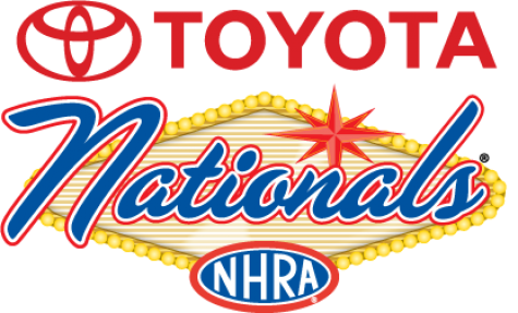 Toyota NHRA Nationals logo