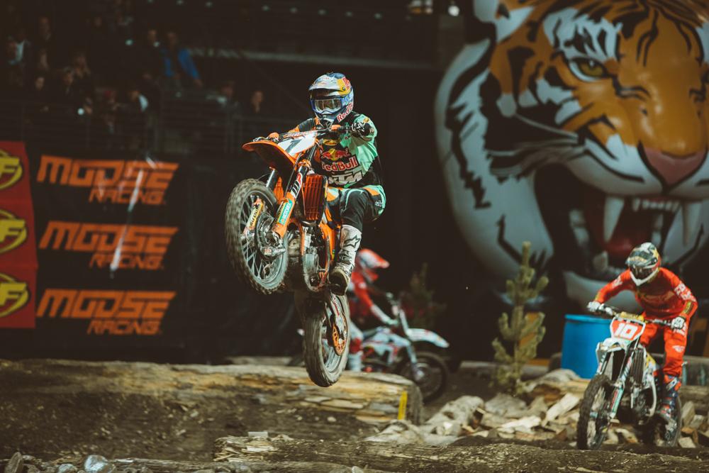 Washington Endurocross - Cody Webb