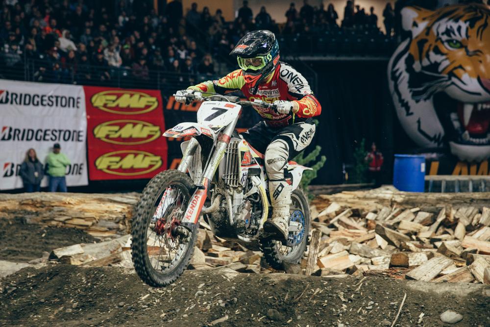 Washington Endurocross - Kyle Redmond