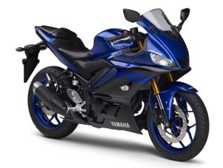 Yamaha YZF-R25 (Indonesian model)