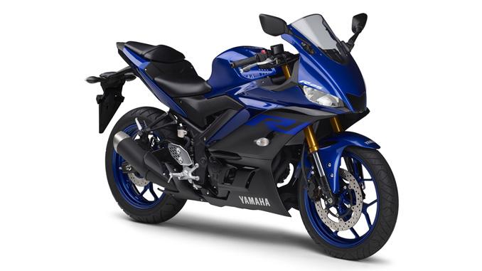 Yamaha YZF-R25 (Indonesian model)