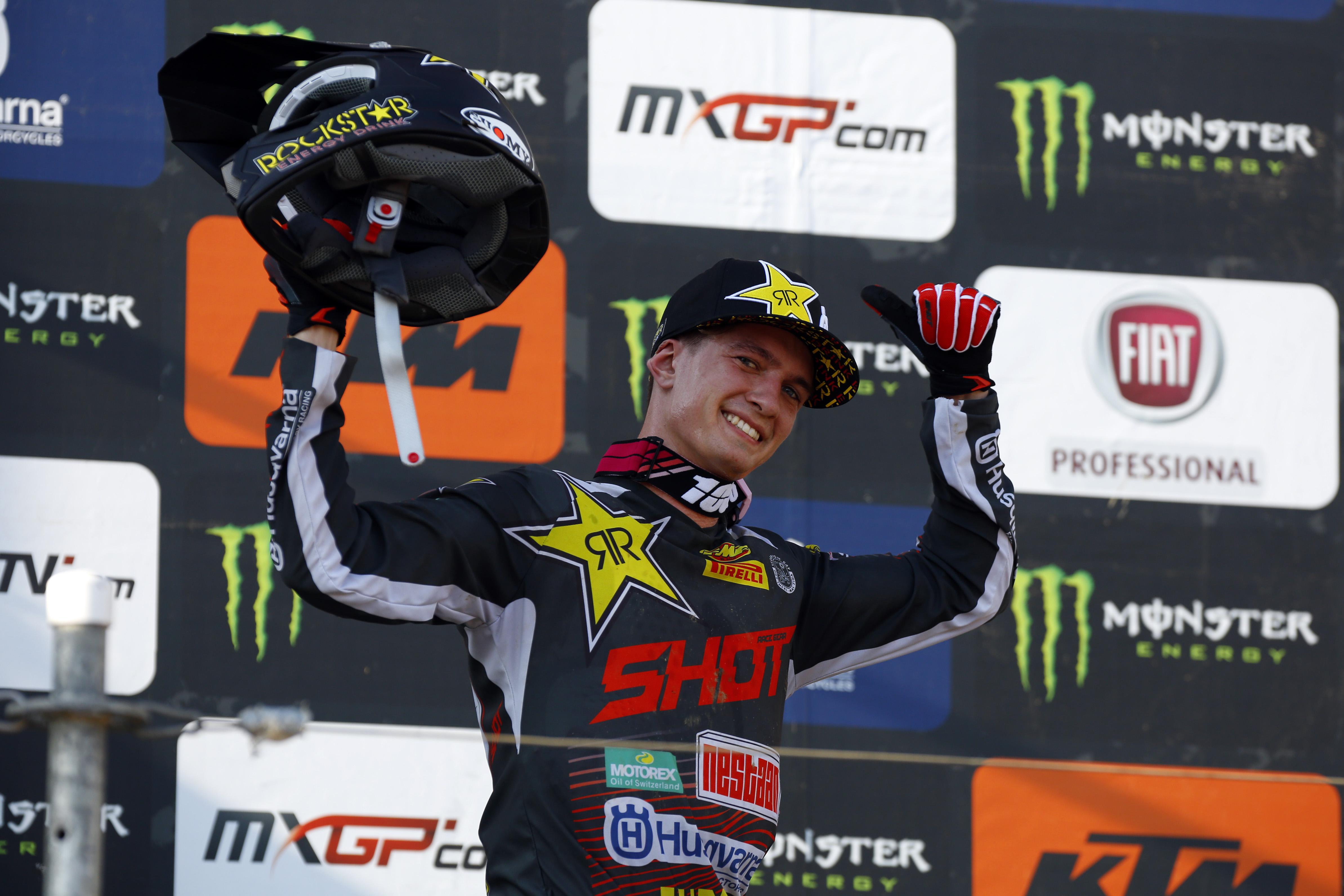 pirelli - covington podium - GP of Italy