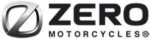 zero motorcycles logomark 3d black
