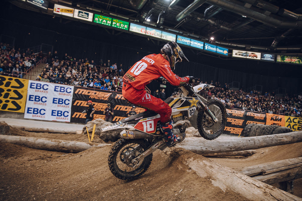 Boise EnduroCross - Colton Haaker won his second AMA EnduroCross championship