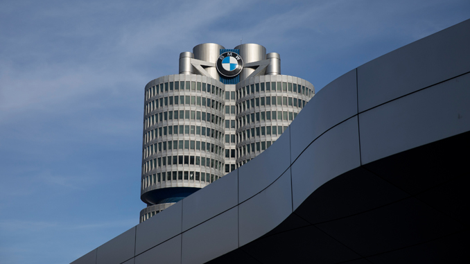 BMW Welt and BMW Group Corporate Headquarters