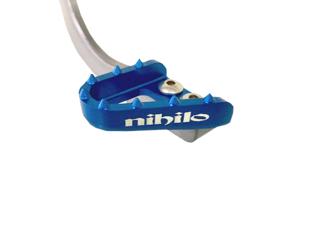 Nihilo Concepts - NEW Adjustable Brake Pedal with Ball Bearing Now Available!