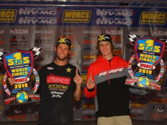 RZR Factory Racing - RJ Anderson (pictured left) and Ronnie Anderson (pictured right) Among Eight Factory RZR