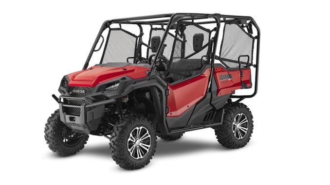 Honda Recall of ROVs Due to Fire and Burn Hazards - Motor Sports