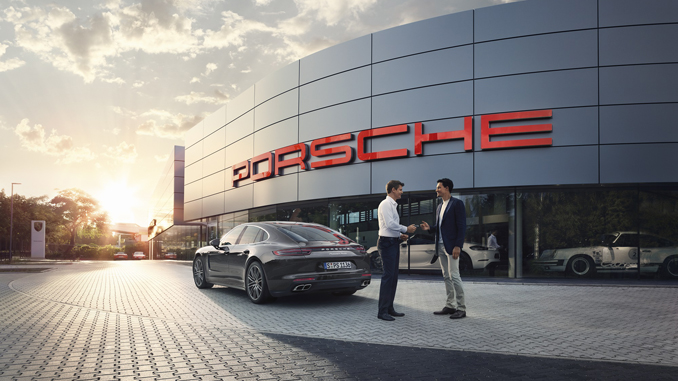 New car customers rated Porsche as the no. 1 overall brand in J.D. Power's annual Sales Satisfaction Index (SSI) Study