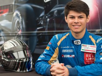 Castrol Toyota Racing Series - Cameron Das is returning to New Zealand in 2019