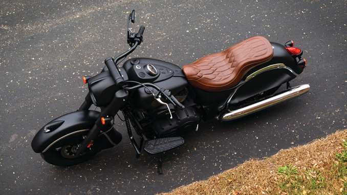 Mustang Wide Tripper Now Available for Indian