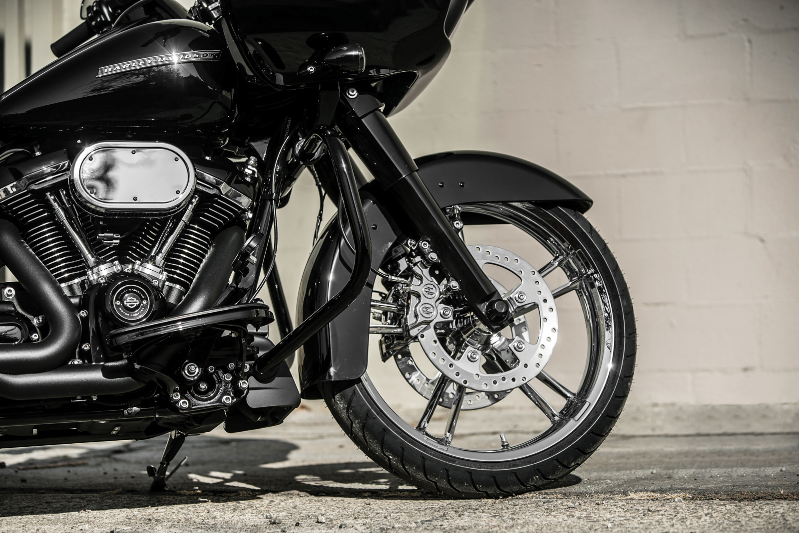 Tucker V-Twin - Sport Chrome