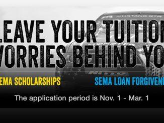 2019 SEMA Memorial Scholarship Fund