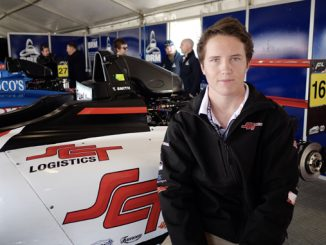 Thomas Smith will be part of the 2019 Castrol Toyota Racing Series.