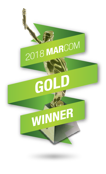 BRP - MARcom Gold Award