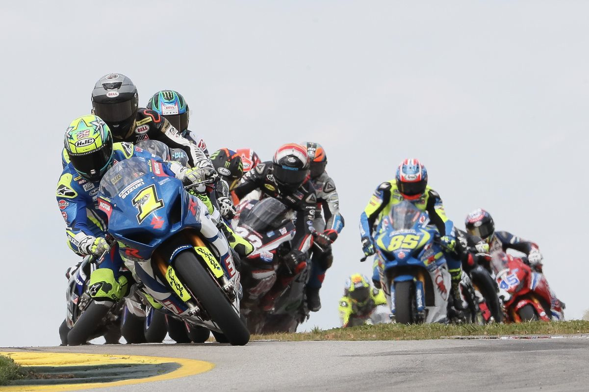 Registration for the 2019 MotoAmerica Series is now open