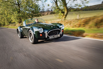 1966 Shelby 427 Cobra set for RM Sotheby's 2019 Paris auction during Rétromobile (Tom Wood © 2018 Courtesy of RM Sotheby's)