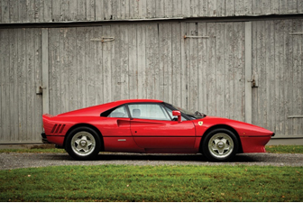 1985 Ferrari 288 GTO set for RM Sotheby's 2019 Arizona auction (Drew Shipley © 2018 Courtesy of RM Sotheby's)