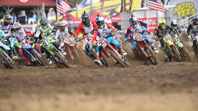 2018 AMA Amateur National Motocross Championship (credit- Ken Hill)
