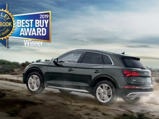 2019 Audi Q5 named KBB Best Buy in Compact Luxury SUV category