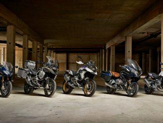 2019 BMW Motorrad R 1250 family