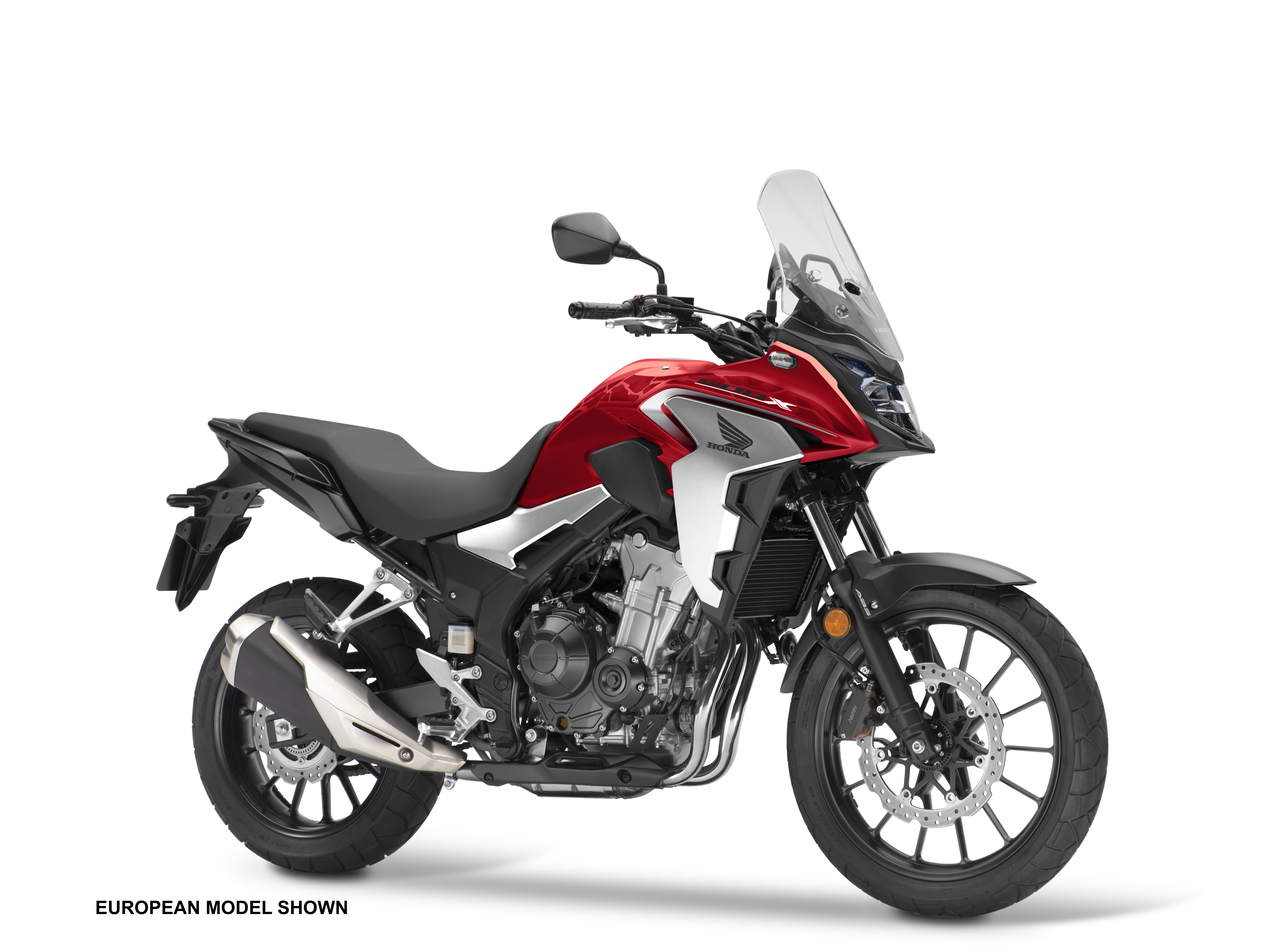 honda unveils updated 2019 cb500x adventure motorcycle. Black Bedroom Furniture Sets. Home Design Ideas