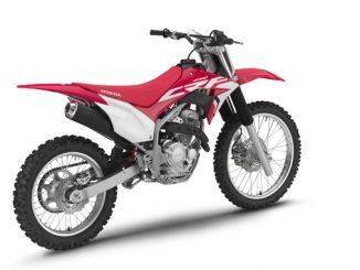 2019 Honda CRF250F