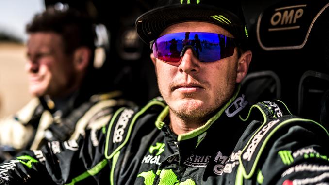 Can-Am BRP - Dakar Rally - Casey Currie MUG MCHphoto