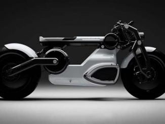 Curtiss Motorcycle Company - All-Electric Zeus