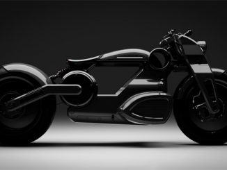 Curtiss Motorcycle Company - Zeus - Bobber
