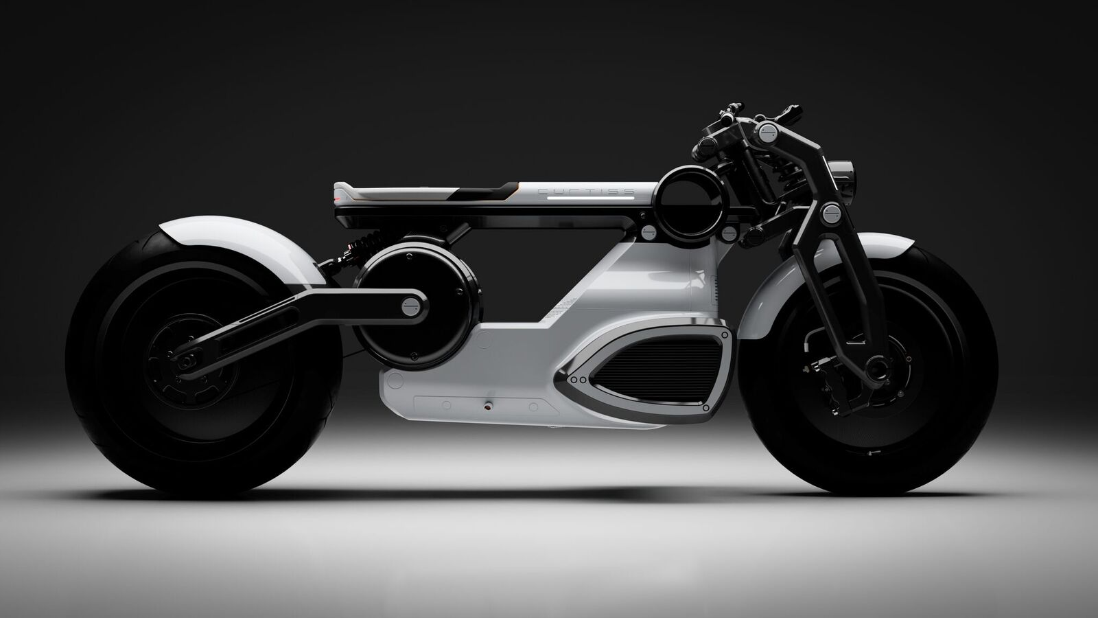 Curtiss Motorcycle Company - Zeus - Cafe