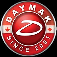 Daymak inc. red logo