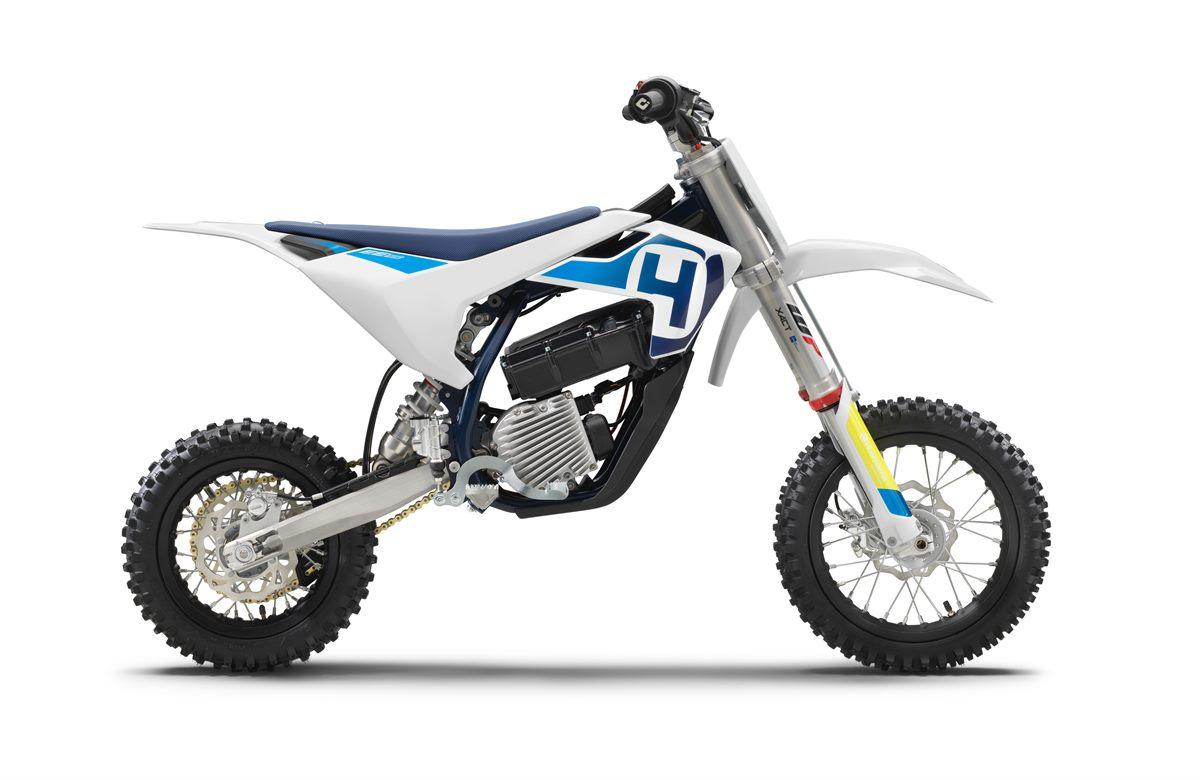 Husqvarna Motorcycles - EE 5