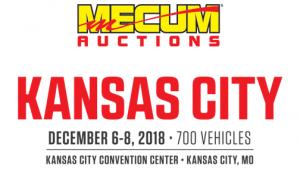 Mecum Kansas City 2018 logo