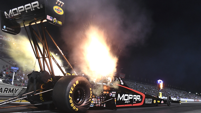 NHRA Finials Leah Pritchett Friday Pomona2
