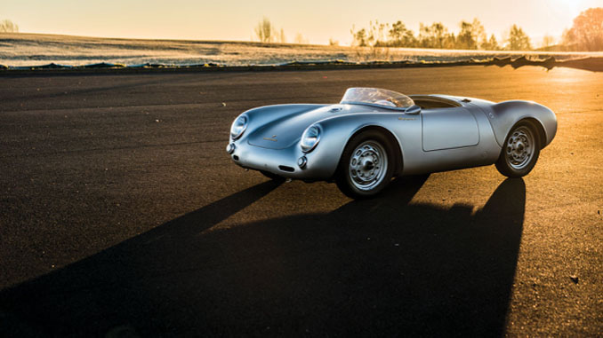 RM Sotheby's Paris - Porsche 550 - photos courtesy of RM Sotheby's