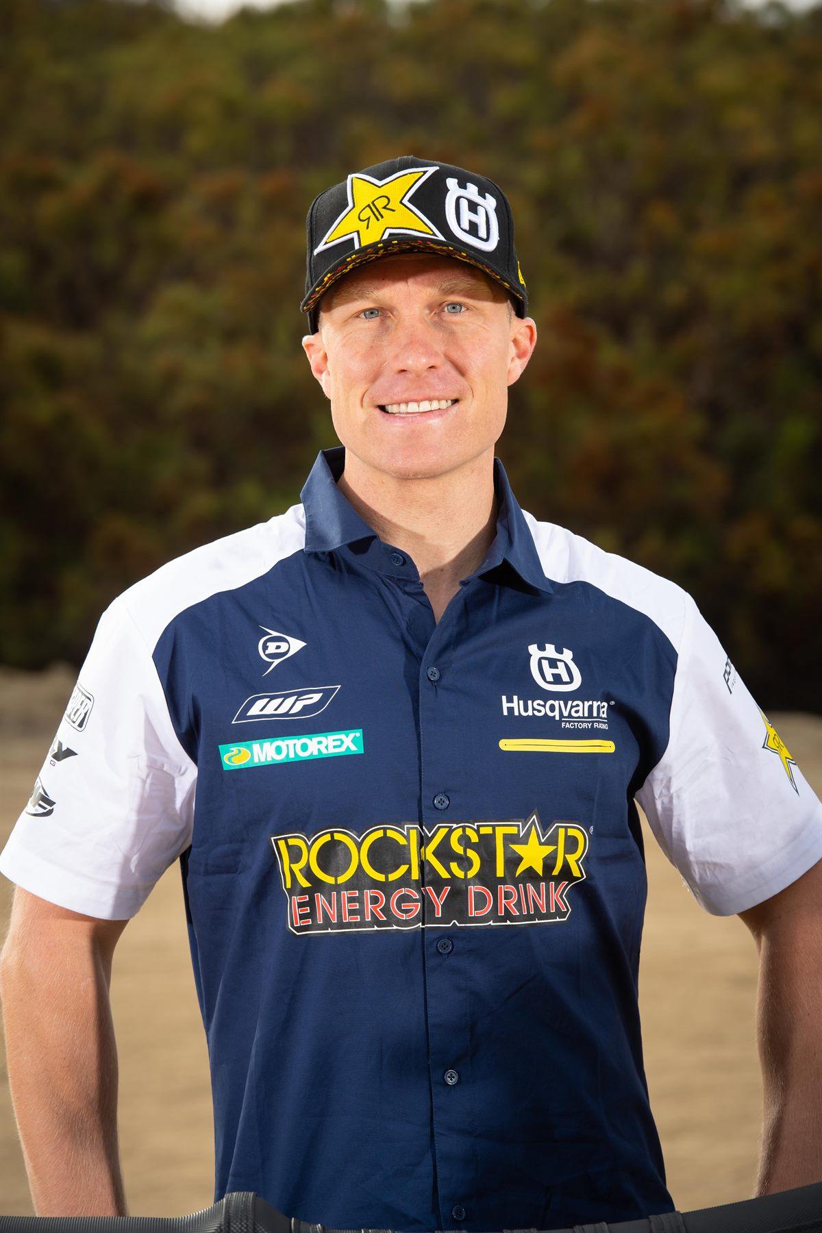 Rockstar Energy Husqvarna Factory Racing - Andrew Short 1