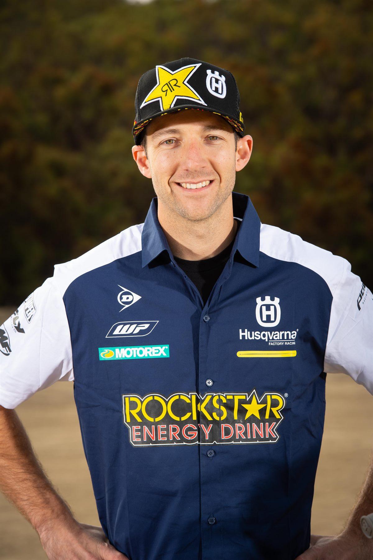 Rockstar Energy Husqvarna Factory Racing - Colton Haaker 1