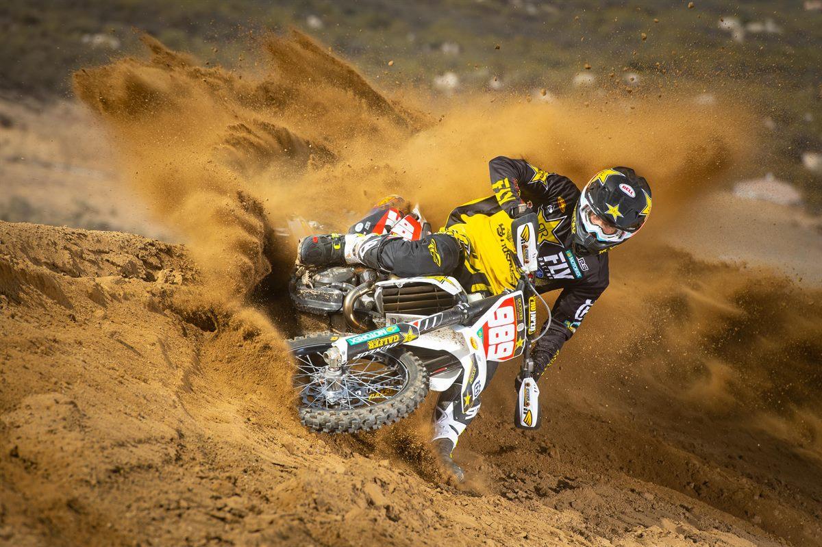 Rockstar Energy Husqvarna Factory Racing - Thad Duvall 2