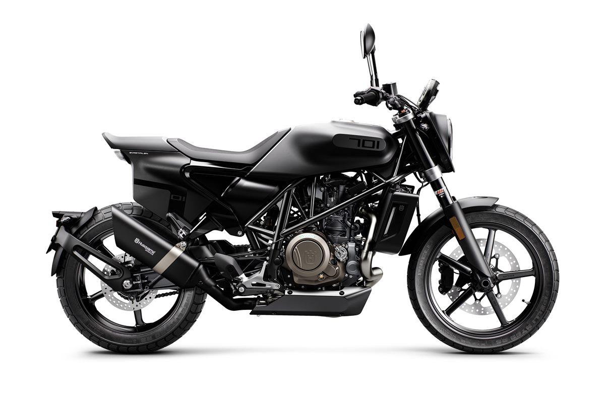 Husqvarna Motorcycles - SVARTPILEN 701
