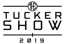 TUCKER SHOW LOGO 2019