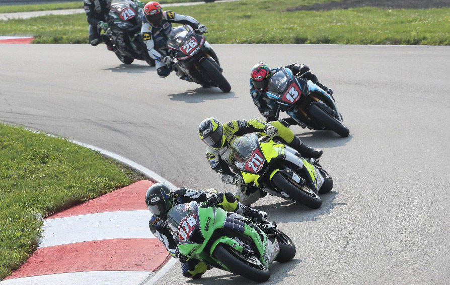 The Twins Cup and Stock 1000 classes will take to the grid in more races during the MotoAmerica 2019 Series