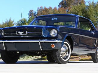 The first Mustang pre-production hardtop to receive a VIN - Barrett-Jackson Scottsdale Auction