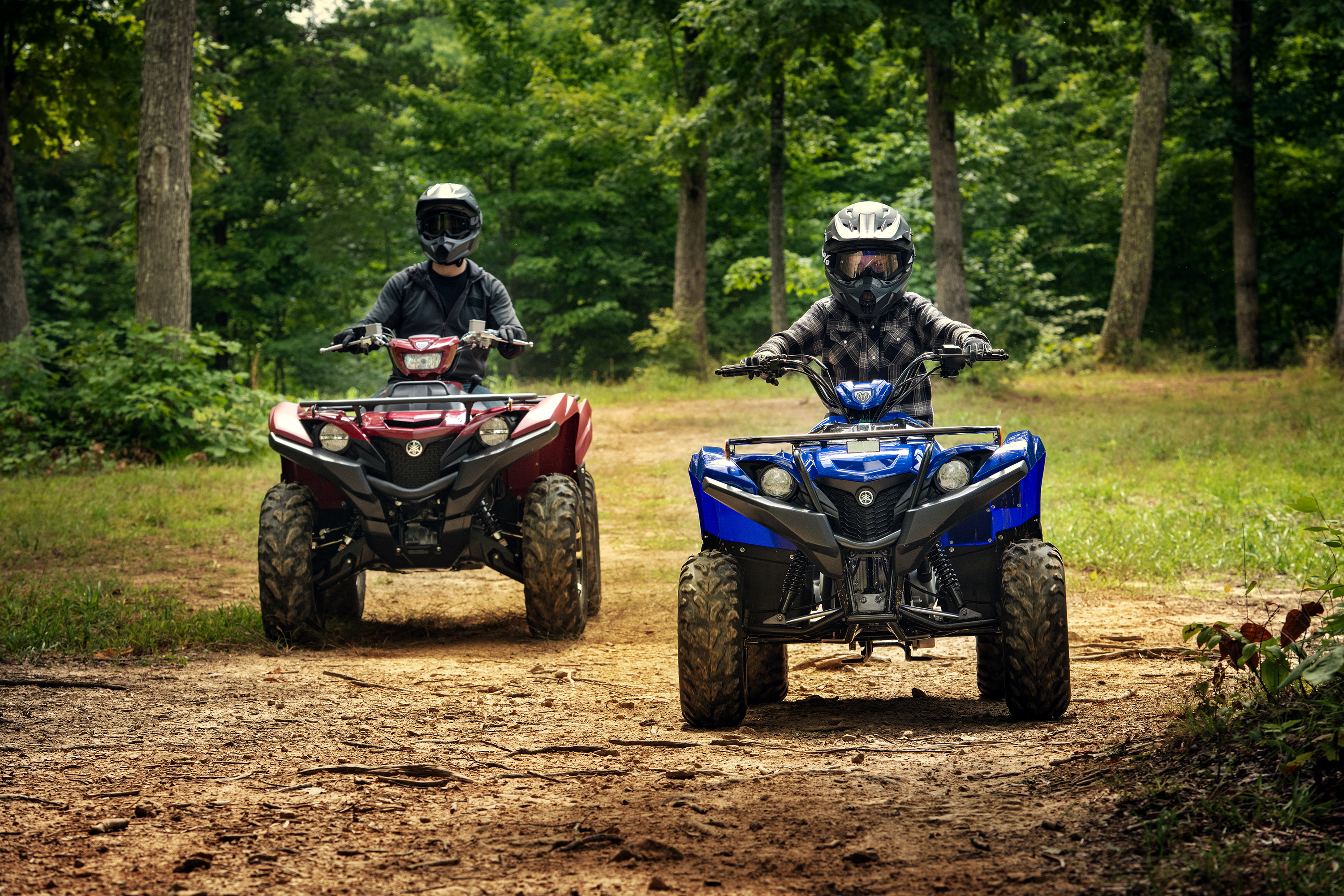 Yamaha Grizzly 90 Youth ATVs